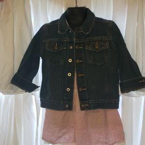 Old navy jean coat